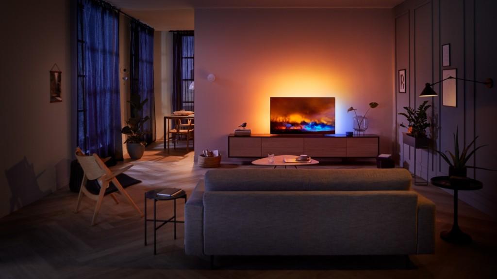 Philips: la gamma di TV OLED 4K si aggiorna con due nuovi modelli