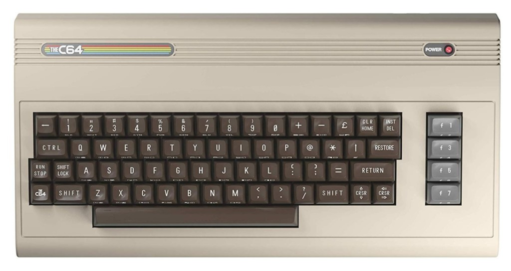 THEC64: la replica del Commodore 64 a grandezza naturale