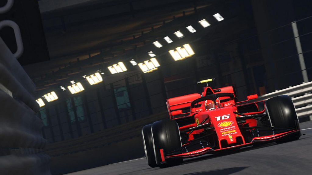 F1 2019 – Home Theater Test Xbox One X
