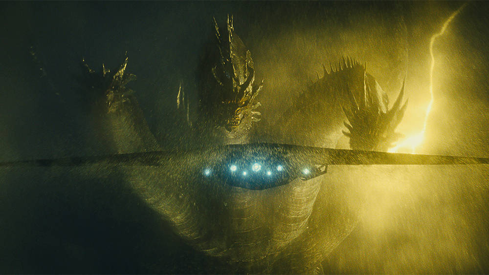 Godzilla - King of the Monsters [UHD]