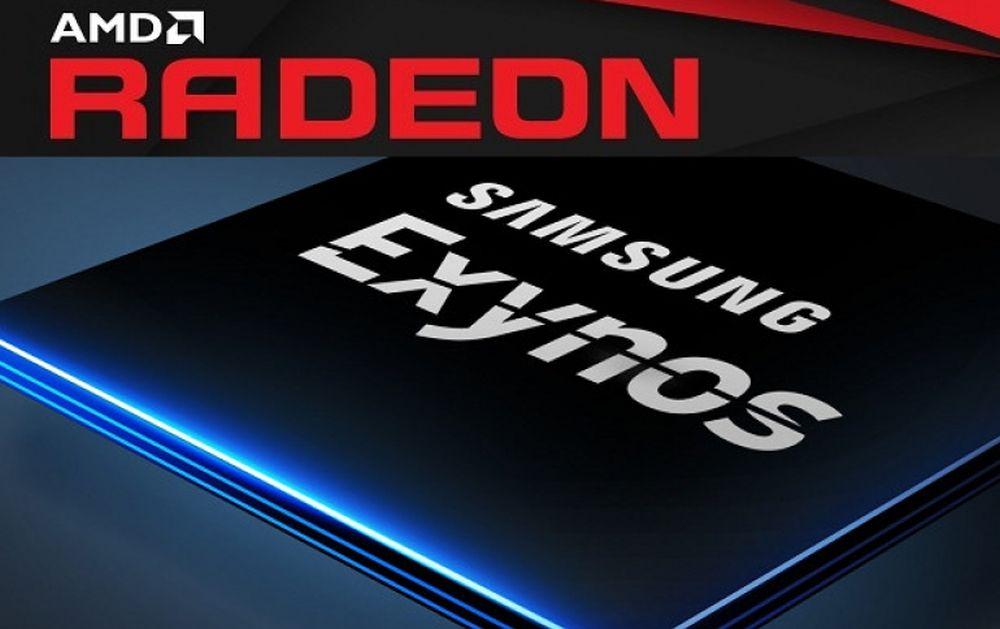 Smartphone Samsung con grafica AMD Radeon forse tra due anni