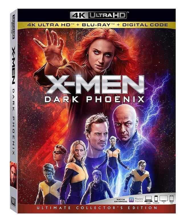 Niente Dolby Vision per l'UHD di X-Men: Dark Phoenix