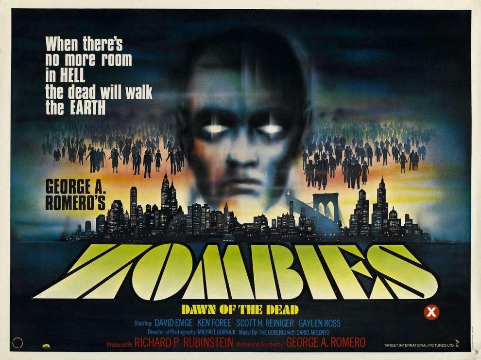 Zombi – Dawn of The Dead: il 4K inaspettato