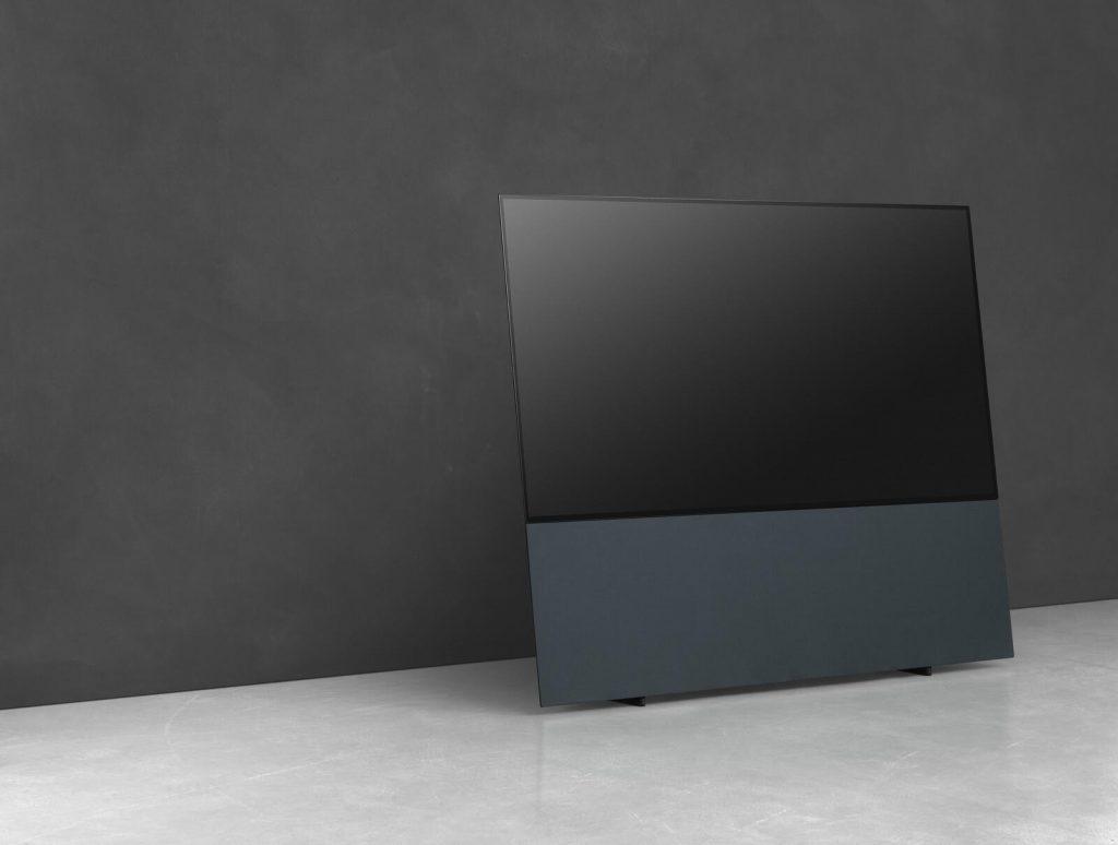 Canvas: il supporto per i TV OLED di LG con sistema audio integrato