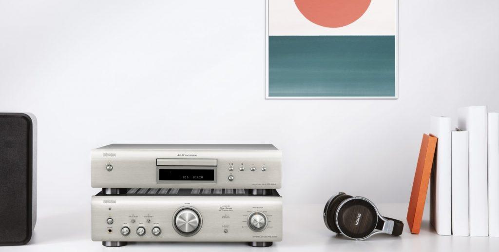 Denon: nuovo ampli integrato e nuovo lettore CD per la serie 600