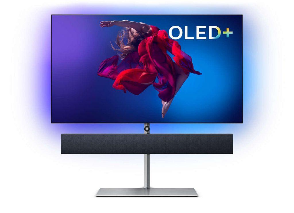 TV Philips OLED 984: ecco il top di gamma per il 2019
