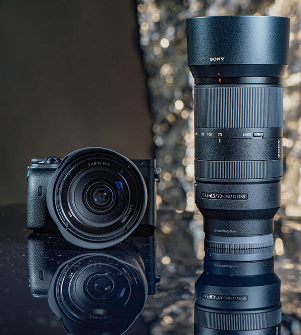 Sony annuncia le mirrorless superveloci Alpha A6600 e A6100