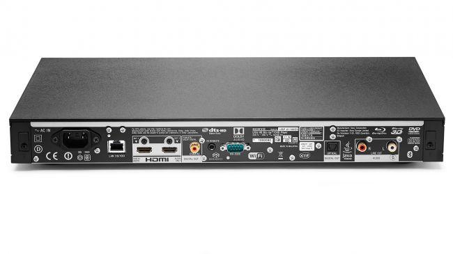 Lettore UHD Sony UBP-X1100ES – La recensione