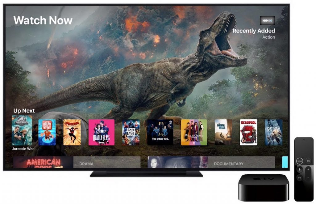 Apple TV+ in arrivo a novembre a 10 dollari al mese