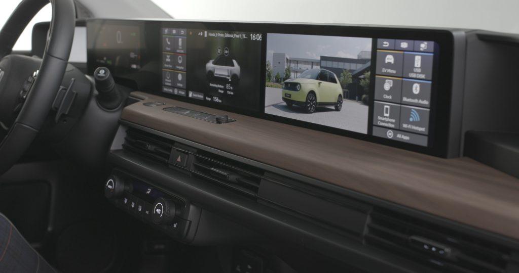 Honda e: la nuova frontiera della connettività a bordo