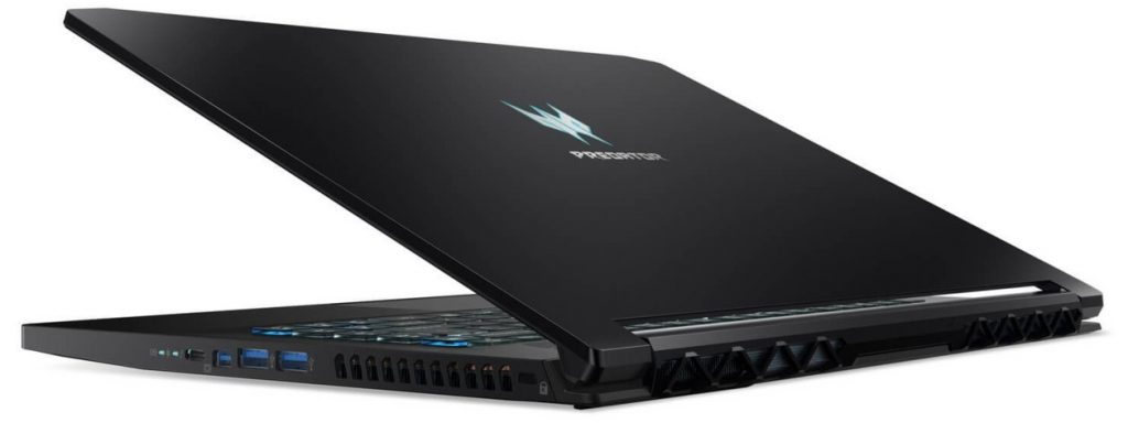ACER Predator Triton 500 – The game machine