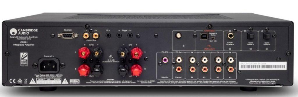 IFA 2019: Cambridge Audio e i nuovi amplificatori CXA61 e CXA81