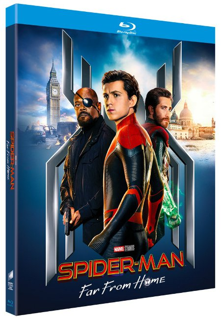 Spider-Man: Far From Home in Home Video a novembre