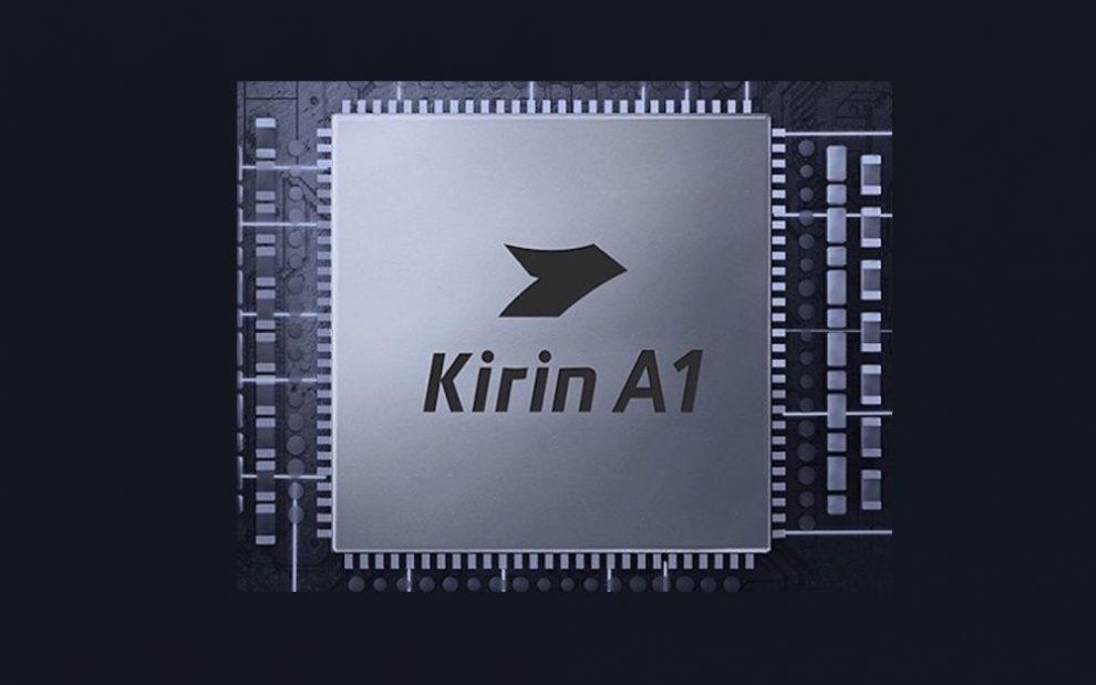 Kirin A1 Chip-Mobile-Process