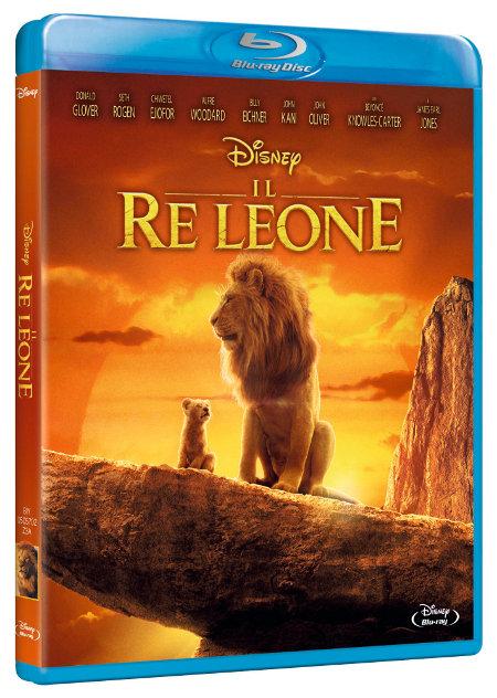 Il re leone ruggirà in Home Video a Natale