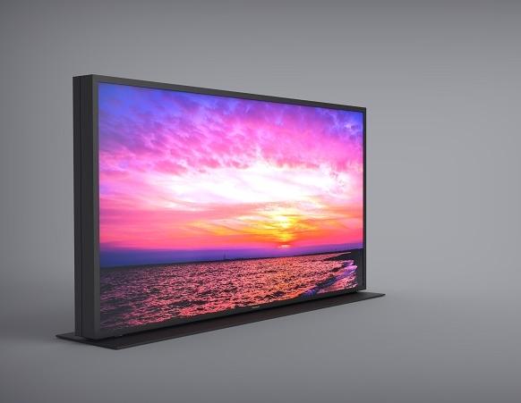 IFA 2019 – Panasonic TV: dopo l'OLED trasparente arriva MegaCon