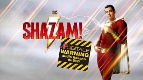 Shazam! [UHD]
