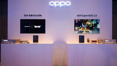 OPPO SuperVOOC: ricarca wireless e cablata super veloce