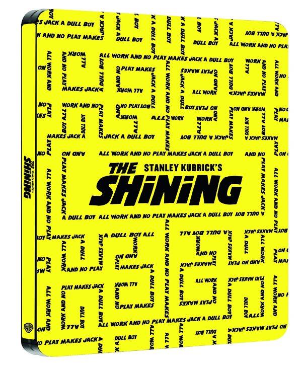 Shining in UHD ad ottobre... con ridoppiaggio incorporato