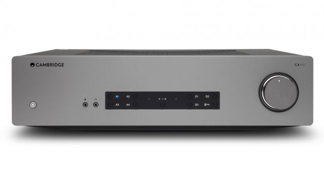 Amplificatore Cambridge Audio CXA61 – La recensione