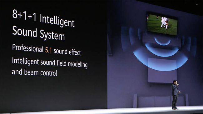 Huawei Vision: il TV targato Huawei punta tutto sull'intelligenza artificiale