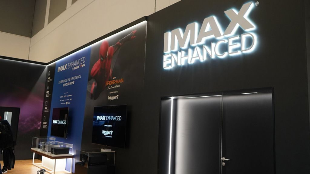 Un'ondata di film Sony Pictures in IMAX Enhanced sta per invadere le nostre case