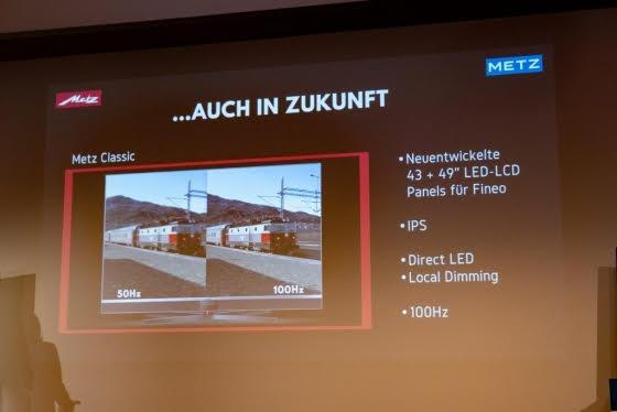 """Metz: in arrivo un TV OLED 8K da 88"""" a IFA 2019"""