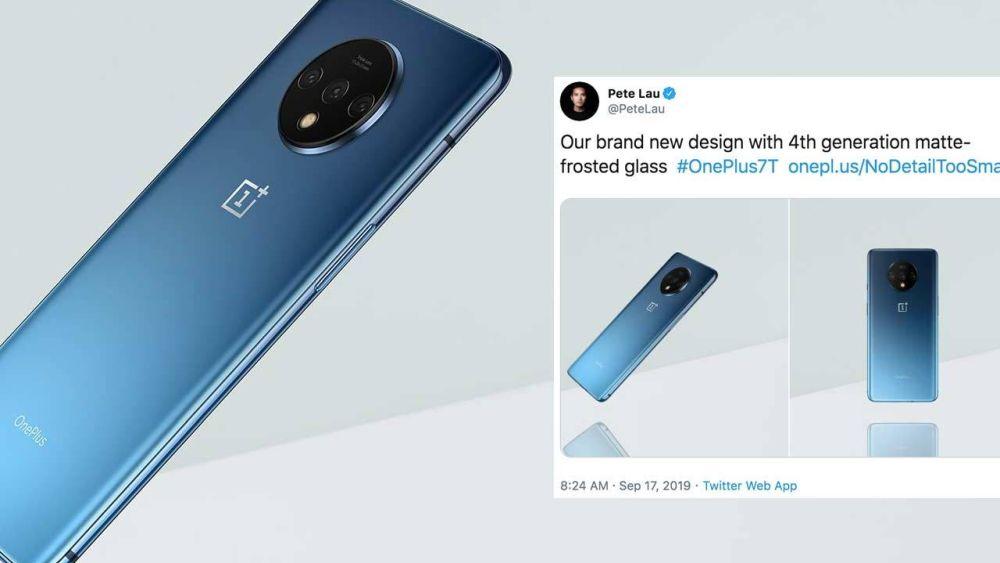 OnePlus 7T: i dettagli della fotocamera rivelati dal CEO