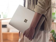 Surface Laptop 3 arriva con display da 15 pollici e processore AMD
