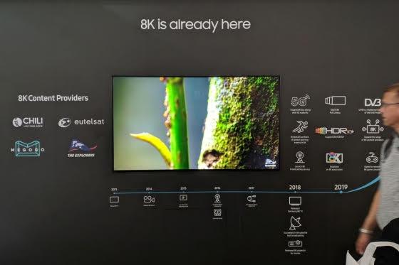 IFA 2019: Samsung e The Explorers insieme per il VOD 8K