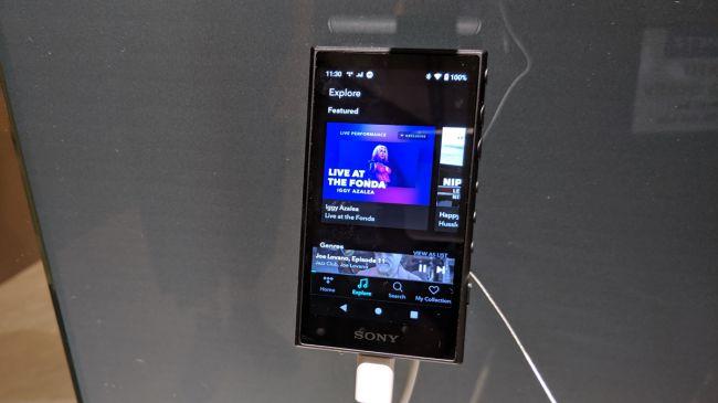 IFA 2019: un ascolto veloce al Sony Walkman NW-A105