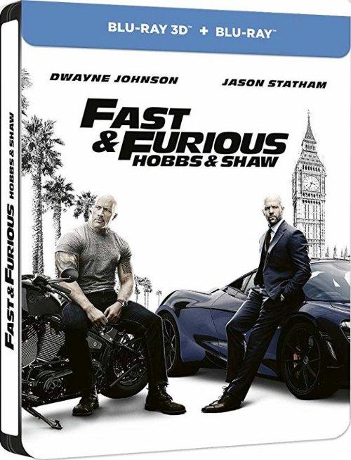 Fast & Furious presenta: Hobbs e Shaw