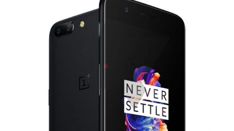 Oneplus 5 home