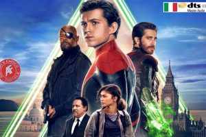 Spiderman Far From Home [UHD]