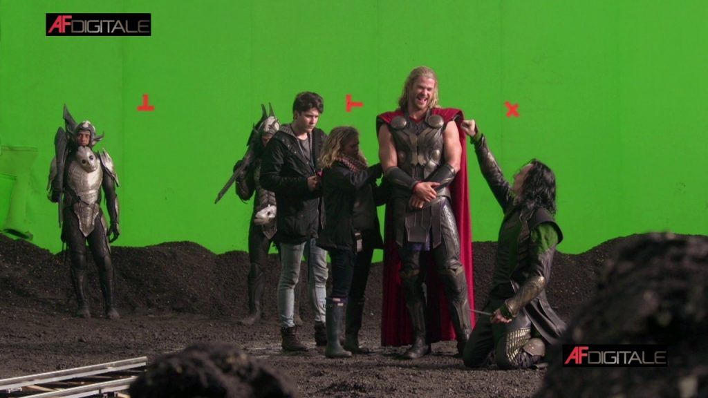 Thor – The Dark World [UHD]