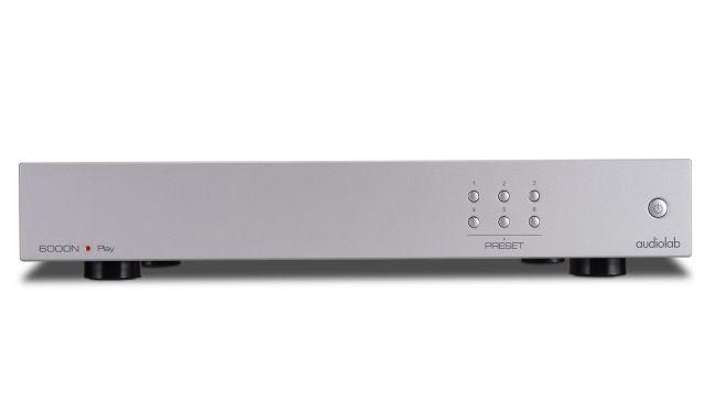 Streamer Audiolab 6000N Play – La recensione