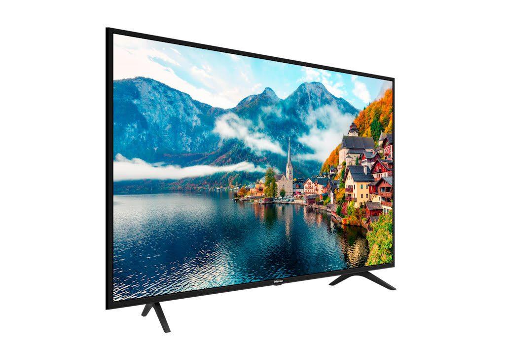 Hisense: la serie B7 di Smart TV 4K-HDR sbarca in Italia