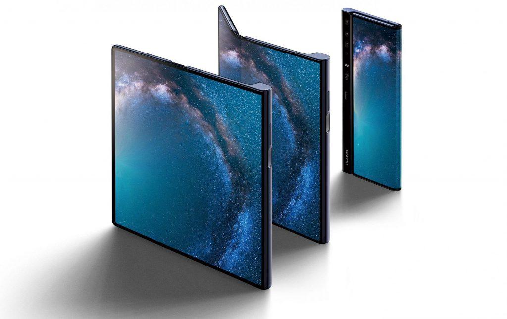 Huawei Mate X in arrivo in Cina a novembre. Costerà 2400 dollari