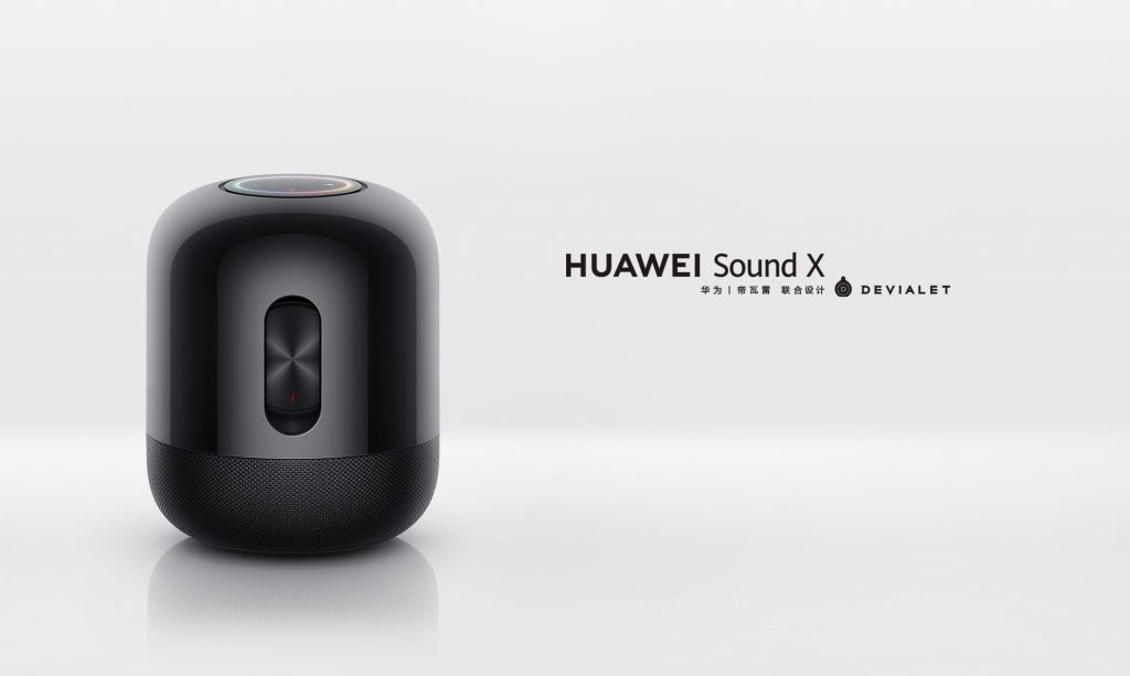 Huawei Sound X è ufficiale… ma lo vedremo anche in Italia?
