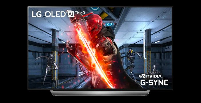 LG: arriva il supporto a Nvidia G-Sync sui nuovi TV OLED