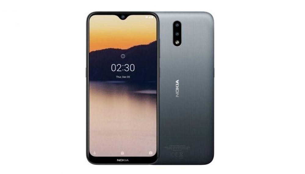 Nokia 2.3: arriva in Italia l'economico Android One