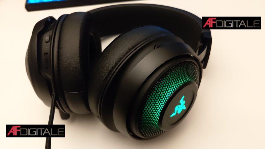 Razer Kraken Ultimate – La recensione