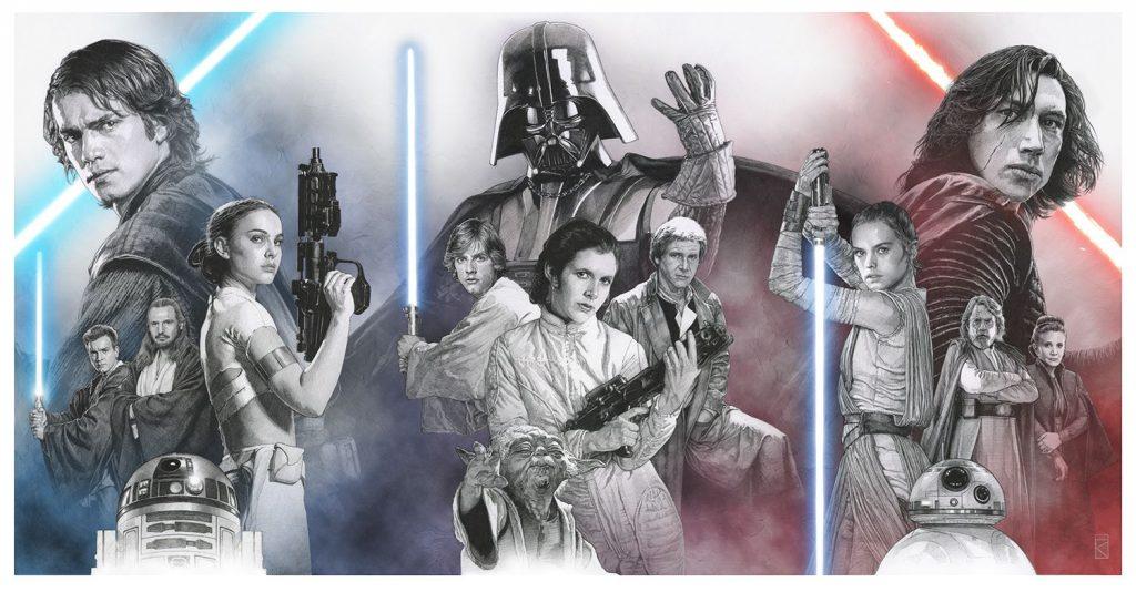 Star Wars in 4K nel 2020? Best Buy dice di sì