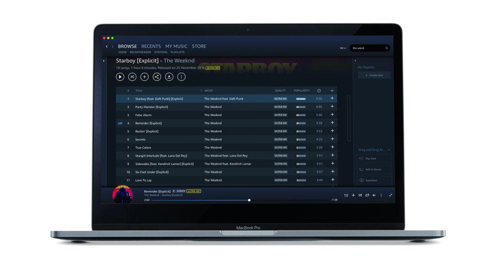 Amazon Music HD: lo streaming lossless e hi-res alla prova dei fatti