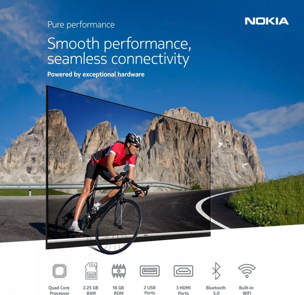 Nokia: arriva la prima Smart TV grazie ad una compagnia indiana