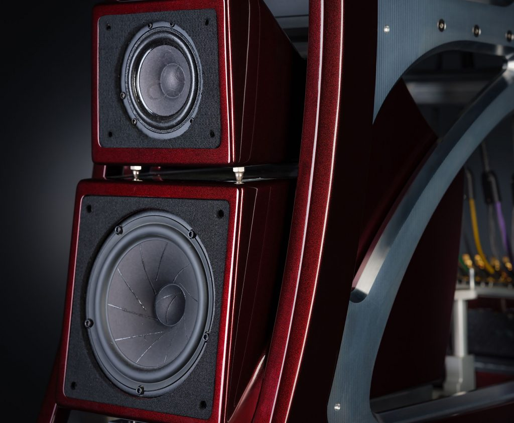 Diffusori Wilson Audio Chronosonic XVX: 330.000 dollari di pura libidine
