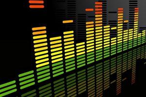 Equalizzare il suono digitale mobile