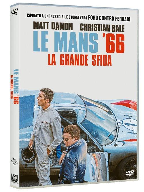Le Mans '66: quando Ford sfidò Ferrari