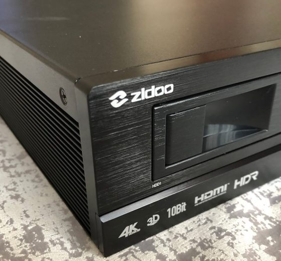 Zidoo X20 Pro