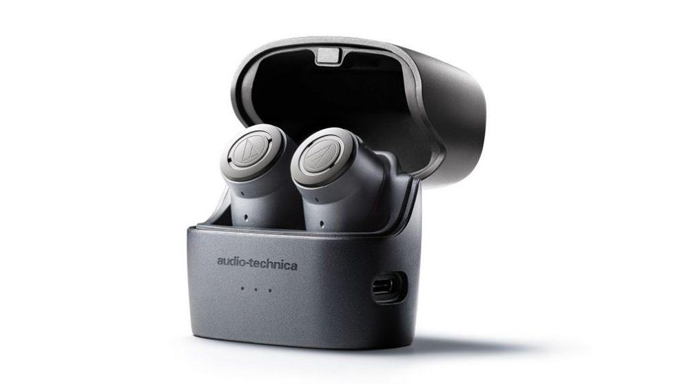 CES 2020: Audio Technica tra giradischi e auricolari true wireless